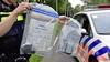 Bestuurder onder invloed aangehouden na ongeval op Oegstgeesterweg in Leiden: politie treft drugs en lachgas aan
