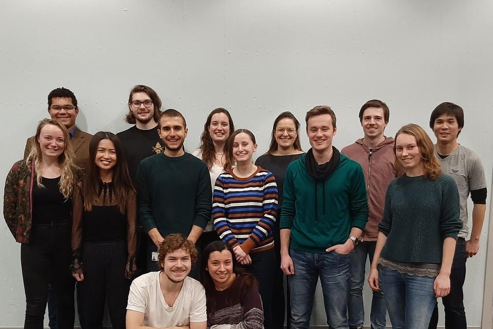 Het Leidse iGEM-team 2020 werkt aan een testkit voor infectieziekten.