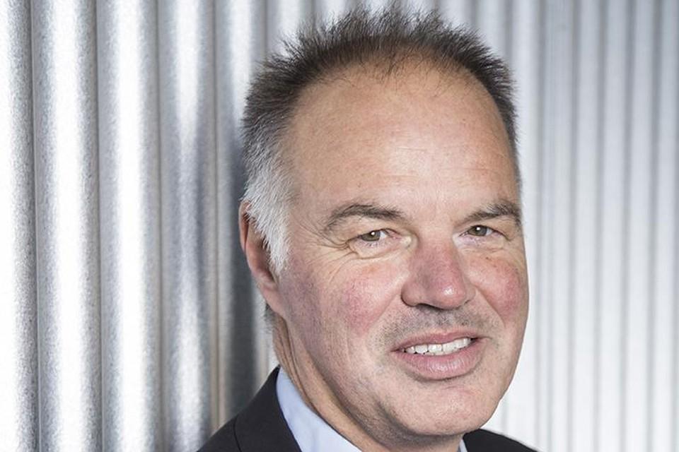 Jan de Laat, initiatiefnemer en rector van de ict praktijk academie,