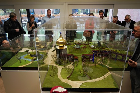 Twee miljoen bij lange na nog niet binnen. Swetterhage verlengt inzamelingstermijn nieuw Hundertwassergebouw