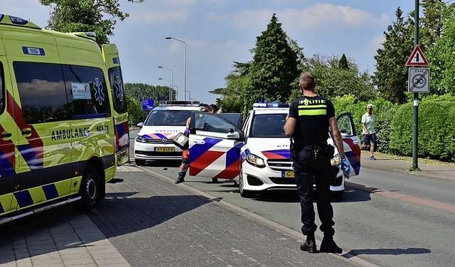 Motorrijder (38) uit Leiden overleden bij ongeluk in Zoeterwoude [update] [video]