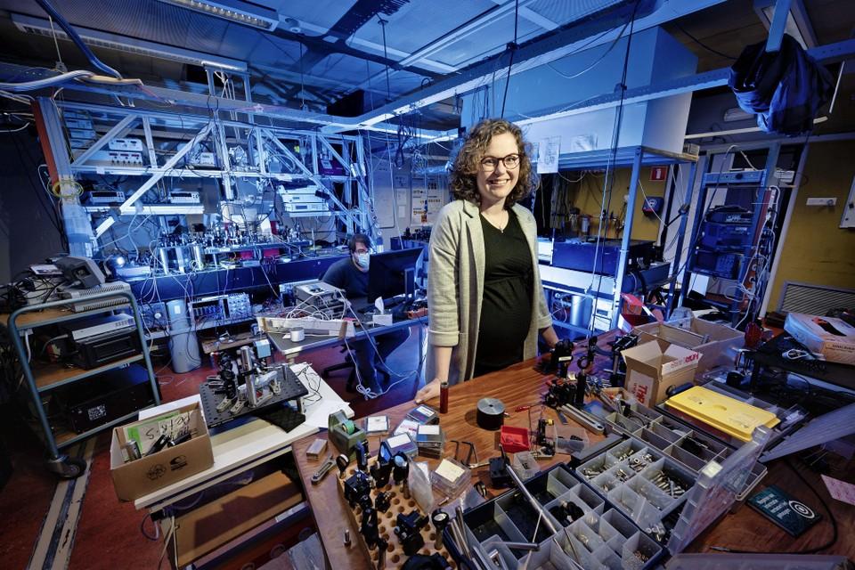 Julia Cramer: ,,Quantumtechnologie is veelbelovend, maar wat gaat het eigenlijk betekenen voor mensen?''