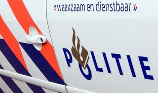 Politie houdt verdachte aan met behulp van helikopter; bedrijventerrein in Noordwijkerhout hermetisch afgesloten