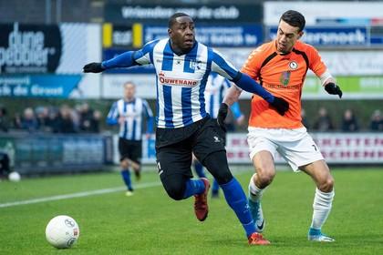In Amsterdam geliquideerde man is voetballer bij Alphense Boys, oud-voetballer van FC Volendam en Quick Boys Kelvin Maynard