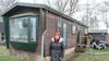 Sandra (55) en haar zoon (17) wonen na een scheiding in een stacaravan, wachtend op een sociale huurwoning