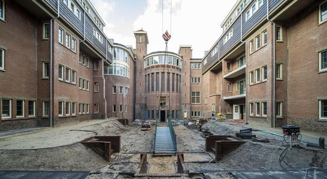 De redding van het Wassenaarse Johannahuis: 'Voorbeeld van hoe het ook kan'