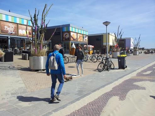 'Bezoekerscentrum voor Nationaal Park Hollandse Duinen in Noordwijk'