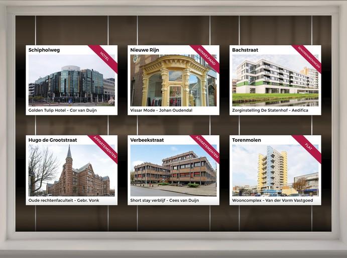 Project L: Dit zijn de grote vastgoedspelers in Leiden