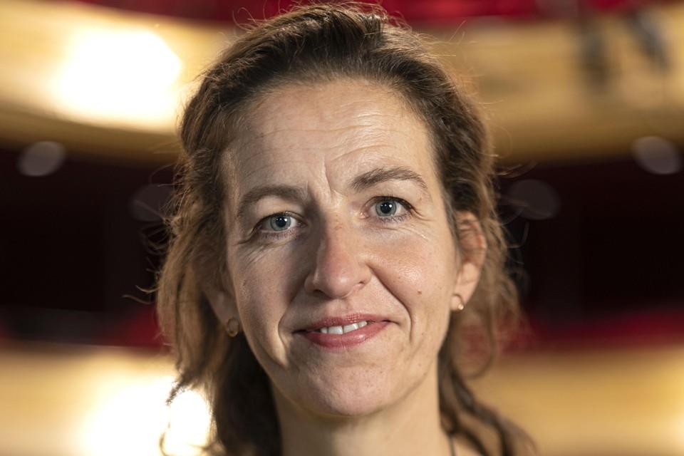 Marianne van Velzen.