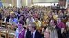 Leidse studentenverenigingen doen Leidenaars nationaal verkiezingsdebat in Marekerk cadeau